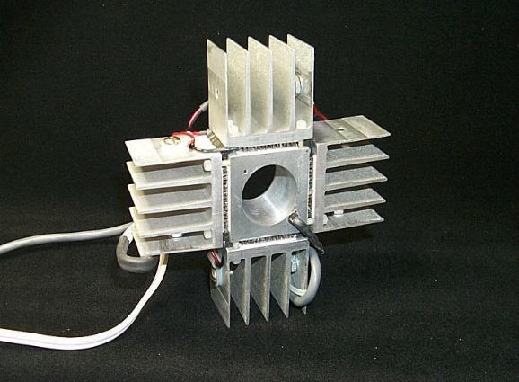 半导体制冷片的原理,识图与应用技巧